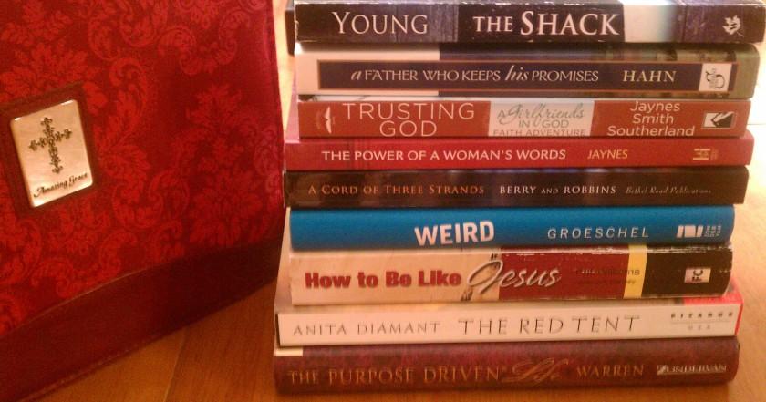 My Jesus books