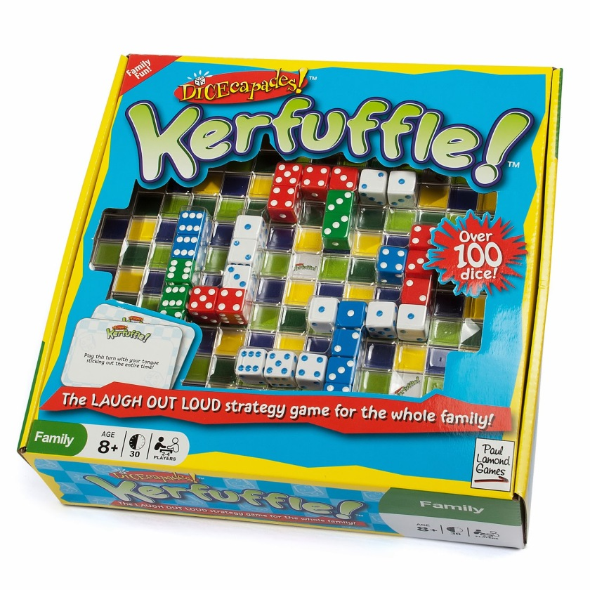 Kerfuffle board game