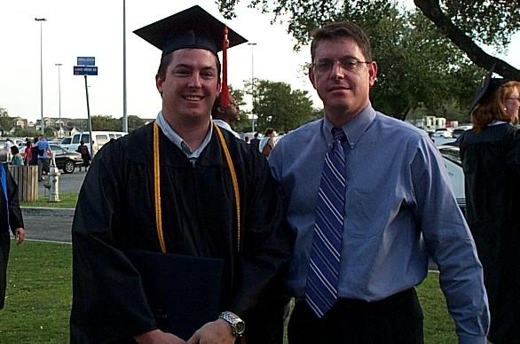 Graduation Gary n Donnie